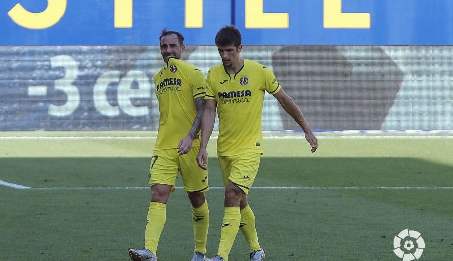 La saison de Villarreal ne serait pas couronnée de succès sans son goleador Gerard Moreno