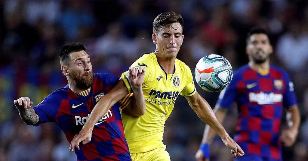 Espoir du football espagnol, Pau Torres a réalisé une saison encourageante à côté de l'expérimenté Raúl Albiol