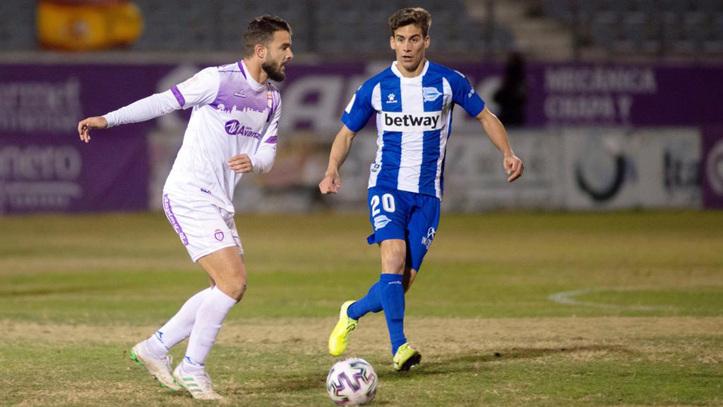 Real Jaén vs Deportivo Alavés, Copa del Rey 2019/2020