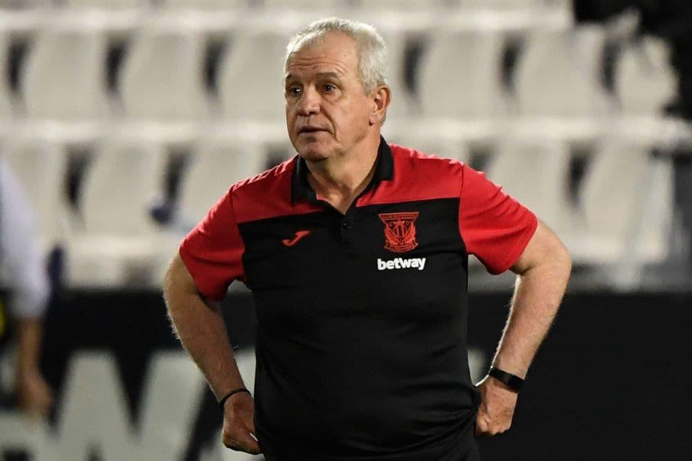 Javier Aguirre a repris Leganés en Novembre, mais n'a pas pu le sauver.