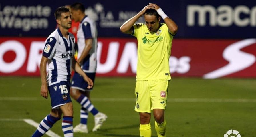 Levante 1-0 Getafe, LaLiga 2019/20, journée 38