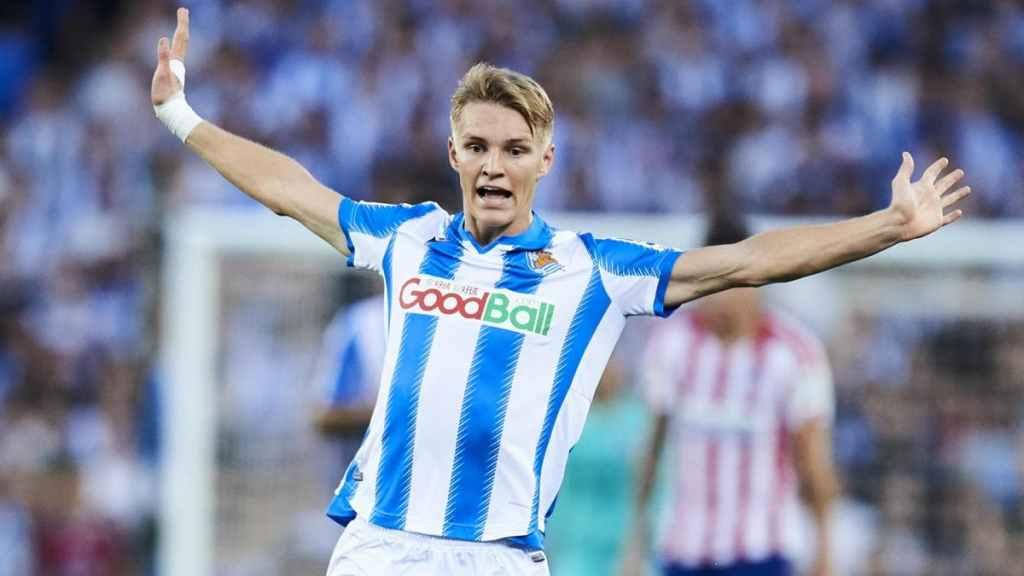De retour en Liga sous les couleurs de la Real Sociedad, Martin Ødegaard a réalisé une saison magnifique.