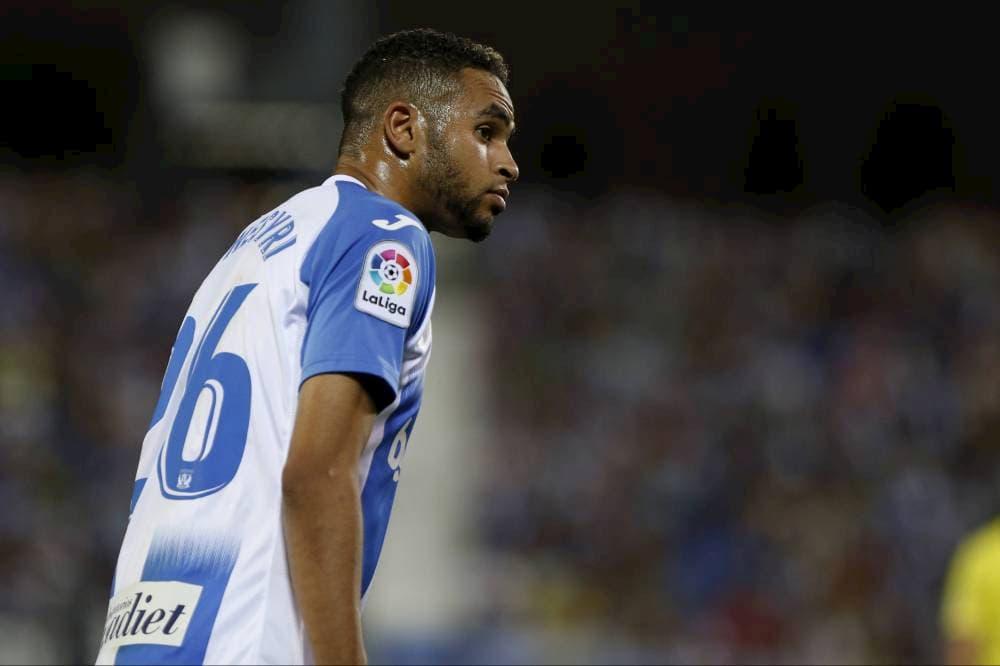 Youssef En-Nesyri, international marocain a rejoint Séville en janvier 2020.