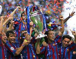 Histoire du FC Barcelone Saison 2005/2006 - FC Barcelona Clan